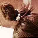 Χαμηλού Κόστους Αξεσουάρ μαλλιών-Μαντήλι / Εργαλείο τρίχας Σύνθετο συστατικό Κλιπ Διακοσμητικά Εύκολο στη μεταφορά / Η καλύτερη ποιότητα 3 pcs Καθημερινά Μοντέρνα