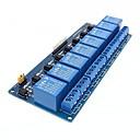 Χαμηλού Κόστους Motherboards-8 καναλιών 5v dc πλακέτα επέκτασης δομοστοιχείου για arduino βατόμουρο pi dsp avr pic arm