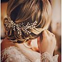 billiga Håraccessoarer-Legering Hair Combs med Pärlimitation 1 st. Bröllop / Speciellt Tillfälle Hårbonad