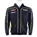povoljno Motociklističke jakne-jakna za odjeću motocikla unisex za tekstil svih sezona otporna na vjetar / prozračna za muškarce motociklističke trkačke biciklističke vožnje blindiranim vremenskim prilikama (crna, xxl xl l m s)