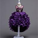 Χαμηλού Κόστους Κοστούμια με Θέμα Ταινίες & Τηλεόραση-Πριγκίπισσα Φανελάκι φόρεμα Φορέματα Κοστούμι πάρτι Χριστούγεννα Φόρεμα κορίτσι λουλουδιών Παιδικά Κοριτσίστικα Γραμμή Α Ρούχο από μέσα Princess Lolita Halloween Χριστούγεννα Halloween