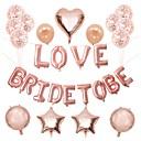 povoljno Svadbeni ukrasi-Baloni Aluminijska folija 1set Vjenčanje