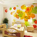 povoljno Viseća rasvjeta-tapeta / Mural Platno Zidnih obloga - Ljepila potrebna Drveće / lišće / Uzorak / 3D
