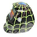 povoljno Sigurnost-pauk uzorak solarna automatska foto-električna maska za zavarivanje