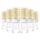 povoljno Sigurnost-YWXLIGHT® 6kom 10 W LED svjetla s dvije iglice 600-800 lm G9 T 86 LED zrnca SMD 2835 Toplo bijelo Hladno bijelo Prirodno bijelo 220-240 V