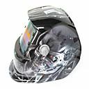 ราคาถูก หมวกกันน็อกจักรยานยนต์-รูปแบบเทอร์มิเนเตอร์หน้ากากเชื่อมไฟฟ้าจากแสงอาทิตย์อัตโนมัติ