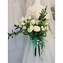 ราคาถูก ดอกไม้งานแต่งงาน-ดอกไม้สำหรับงานแต่งงาน ช่อดอกไม้ งานแต่งงาน / งาน / ปาร์ตี้ ดอกไม้แห้ง / ผ้าไหม 21-30 ซม.