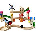 ราคาถูก ชุดรางหินอ่อน-Building Blocks หินอ่อนวิ่งแข่งก่อสร้าง วิ่งหินอ่อน 38 pcs Creative ลูกบอล ที่เข้ากันได้ Legoing ทำด้วยมือ ปฏิสัมพันธ์ระหว่างพ่อแม่และลูก ทั้งหมด Toy ของขวัญ