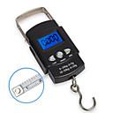 povoljno Telefonske i poslovne slušalice-50kg/10g Prijenosno Ručna elektronička skala za prtljagu Vanjsko putovanje
