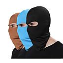 povoljno Motociklističke rukavice-Face Mask Jedna barva Prozračnost Ovlaživanje Prašinu Rastezljiva Bicikl / Biciklizam Plava Siva Tamno siva Poliester Spandex za Muškarci Žene Odrasli Vježbanje na otvorenom Nizbrdo Bicikl Jedna barva
