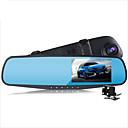 billige Bil-DVR-D790s 1080p Bil DVR 140 grader Bred vinkel 4.3 tommers Dash Cam med G-Sensor / Parkeringsmodus / Bevegelsessensor Nei Bilopptaker / Loop-opptak / auto av / på / Innebygd Mikrofon / Innebygd Høytaler