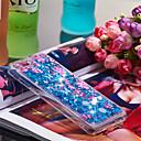 baratos Capinhas para Xiaomi-Capinha Para Xiaomi Huawei Y6 (2018) Antichoque / Glitter Brilhante Capa traseira Glitter Brilhante / Flor Macia TPU