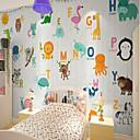 Χαμηλού Κόστους Τοιχογραφία-ταπετσαρία / Τοιχογραφία Καμβάς Κάλυψης τοίχων - κόλλα που απαιτείται Ζωγραφιά / Μοτίβο / 3D