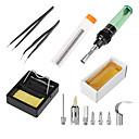 povoljno Soldering Iron & Accessories-visokokvalitetna elektronika diy alat saldatore soldador plinski štapić pištolj setovi puhati baklja bežični lemni željezo olovka savjeti