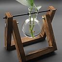 Χαμηλού Κόστους Βάζα & Καλάθι-Βάζα & Καλάθι Ακανόνιστος Ξύλο Καλλιτεχνικό Κλασσικό / Ενιαία Βάζο