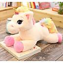 ราคาถูก สัตว์สตาฟ-Unicorn Stuffed & Plush Animals สัตว์ต่างๆ น่ารัก อุ่นหนาฝาคั่ง ฝ้าย / โพลีเอสเตอร์ ทั้งหมด Toy ของขวัญ 1 pcs