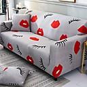 baratos Cobertura de Sofa-Cobertura de Sofa Geométrica Impressão Reactiva Poliéster Capas de Sofa