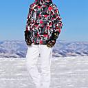 billiga Test-, mått- och inspektionsredskap-MARSNOW® Herr Skidjacka och -byxor Camping Vintersport Vattentät Vindtät Varm Terylen Träningsdräkter Skidkläder