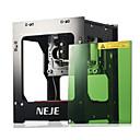billiga 3D-skrivare-NEJE雷捷 DK-8-KZ 1000mW Upgrade Lasergravering 100pcs logo 0.4 mm Ny Design / Komplett maskin
