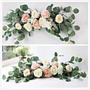 ราคาถูก ชุดโต๊ะกลาง-การตกแต่ง ดอกไม้แห้ง / เรซิน เครื่องประดับจัดงานแต่งงาน คริสมาสต์ / งานแต่งงาน ธีมสวน / การแต่งงาน ทุกฤดู