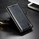 お買い得  iPhone 用ケース-ケース 用途 OnePlus OnePlus 6 ウォレット / カードホルダー / スタンド付き フルボディーケース ソリッド ハード PUレザー