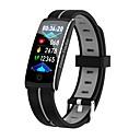 olcso Intelligens karszalagok-Indear F10C Női Intelligens Watch Intelligens karkötő Android iOS Bluetooth Smart Vízálló Szívritmus monitorizálás Vérnyomásmérés Érintőképernyő Dugók & Töltők Lépésszámláló Hívás emlékeztet