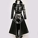 billiga Animekostymer-Inspirerad av SAO Swords Art Online Kirito Animé Cosplay-kostymer Japanska cosplay Suits Specialdesign Topp / Byxor / Mer accessoarer Till Herr / Dam