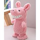 ราคาถูก สัตว์สตาฟ-Pig Unicorn ลิง Talking Stuffed Animals Plush Toys Stuffed & Plush Animals สัตว์ต่างๆ เดินเท้า การพูด ฝ้าย / โพลีเอสเตอร์ ขนห่าน ทั้งหมด Toy ของขวัญ 1 pcs