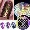 ราคาถูก สติกเกอร์ติดเล็บ-24 pcs Hollow Nail Stickers Creative เล็บ ทำเล็บมือเล็บเท้า มัลติฟังก์ชั่ / คุณภาพที่ดีที่สุด อินเทรนด์ / แฟชั่น ทุกวัน