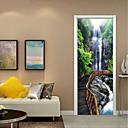povoljno Zidne naljepnice-Dekorativne zidne naljepnice - 3D zidne naljepnice Mrtva priroda / Cvjetni / Botanički Stambeni prostor / Study Room / Office
