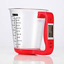 ราคาถูก เครื่องชั่งน้ำหนัก-1kg/1g หลาย - โหมด เครื่องชั่งครัวอิเล็กทรอนิกส์ ห้องครัวทุกวัน