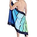 billige Badehåndkle-Overlegen kvalitet Badehåndkle, Geometrisk Polyester / Bomull Blanding 1 pcs
