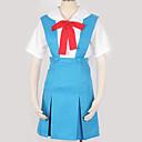 povoljno Igračke za mačku-Inspirirana NeonGenesis Evangelion Cosplay Anime Cosplay nošnje Japanski Cosplay Suits Suvremeno Kravata / Bluza / Suknja Za Muškarci / Žene
