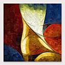 ราคาถูก ภาพวาดวิวทิวทัศน์-ภาพวาดสีน้ำมันแขวนทาสี มือวาด - แอ็ปสแต็ก ที่ทันสมัย รวมถึงด้านในกรอบ