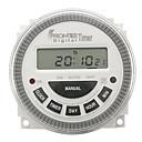 billige Målere og detektorer-Digital LCD Power Elektronisk tidsbryter AC 220V-240V Lettvekt / Måleinstrumenter / Proff
