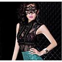 povoljno Choker ogrlice-Zabave Party oprema maske Vezivanje / Jedna boja Čipka Moda / Kreativan
