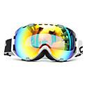 זול חלקים לאופנועים וג'יפונים-נגד גשם סקי מגן משקפי מגן אופקי כדור