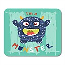 cheap Party Headpieces-LITBest Gaming mouse pad / Basic Mouse Pad 22 cm Rubber Square