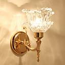 billige Vegglamper-Kreativ Enkel Vegglamper Soverom / Innendørs Metall Vegglampe 220-240V 40 W