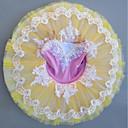 abordables Ropa de Baile para Niños-Ballet Vestidos Chica Rendimiento Licra Encaje / Combinación / Cristales / Rhinestones Sin Mangas Vestido