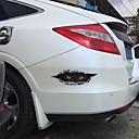 billige Automotive Kroppsdekorasjon og beskyttelse-3d bil klistremerke katt øye stereoskopisk simulert vanntett dekal 11x43cm