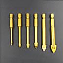 povoljno Pribor za električne alate-6 pcs Bušilica Zgodan Jednostavno montažu Hexagon Head Factory OEM 3-10mm(5PC) Prikladan za električne bušilice
