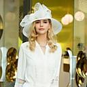 povoljno Party pokrivala za glavu-Poliester Kentucky Derby Hat / kape s Mašnica 1pc Vjenčanje / Zabava / večer Glava