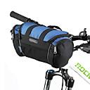 billiga Hundkläder-ROSWHEEL Väska till cykelstyret Axelväska Fuktighetsskyddad Bärbar Stötsäker Cykelväska pvc 600D Polyester Cykelväska Pyöräilylaukku Samsung Galaxy S6 Cykling / Cykel / Vattentät Dragkedja