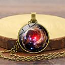 povoljno Modne ogrlice-Žene Ogrlice s privjeskom Zvjezdana prašina Gypsophila magija pomodan Moda Reciklirani papir Krom Zlato Crn Pink 45+5 cm Ogrlice Jewelry 1pc Za Ulica Izlasci