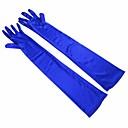 povoljno Party rukavice-Elastični saten Opera stil Rukavica Jednostavan / Classic Style S Jedna boja