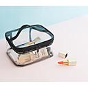 Χαμηλού Κόστους Έπιπλα Κατασκήνωσης-Οργανωτής ταξιδιών / Totes & Καλλυντικά Τσάντες / Τσάντα καλλυντικών Μεγάλη χωρητικότητα / Αδιάβροχη / Ορθογώνιο Καθημερινή Χρήση / Φορητό / Κατασκήνωση & Πεζοπορία PVC / Ανθεκτικό