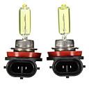 ราคาถูก ไฟตัดหมอก-2pcs H11 รถยนต์ Light Bulbs 55 W 1200 lm ชุดไฟ HID Xenon / Halogen ไฟคาดหัว สำหรับ Volvo / Toyota / Nissan Malibu / Fusion / Accord 2003 / 2004 / 2005