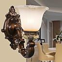 levne Nástěnný svícen-kreativita Retro Stěnové lampy Ložnice / Vevnitř Kov nástěnné svítidlo 220-240V 40 W