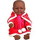 povoljno HDMI-Autentične bebe Djevojka lutka Za ženske bebe Afrička lutka 20 inch vjeran Slatko Djeca / Teen Dječjom Uniseks Igračke za kućne ljubimce Poklon